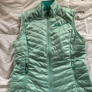 Mint Green REI Puffy Vest!
